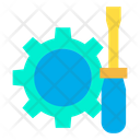 Cogwheel Engineer Gear Icon