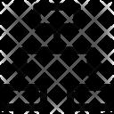 Processes Subdivision Breakdown Icon