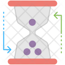 Processing Process Flow Icon