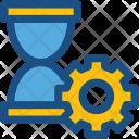 Loading Processing Cog Icon