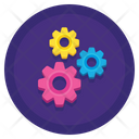 Processing Data Setting Icon