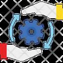 Cog Cogwheel Implement Icon