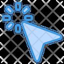 Processing Loading Synchronization Icon