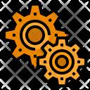 Processing Progress Efficiency Icon