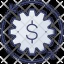 Processing Money Icon