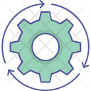 Processing Settings Icon