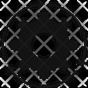 Processing Settings Cogwheel Cogwheel Gear Icon