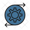 Processing Settings Cog Action Icon