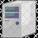System Unit Cpu Computer Icon