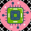 Processor Cpu Components Icon
