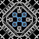 Processor Core Technology Icon