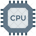 Processor Cpu Chip Icon