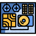 Technology Hardware Cpu Icon