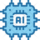 Artificial Intelligence Ai Icon