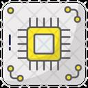 Processor Platine Circuit Board Icon