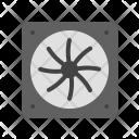 Processor Fan Icon