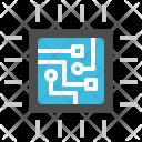 Chip Processor Cpu Icon