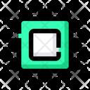 Chip Cpu Hardware Icon
