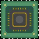 Module Processor Chip Icon