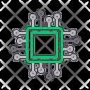 Cpu Chip Gpu Icon