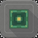 Chipset Cpu Processor Icon