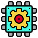 Chip Data Technology Icon