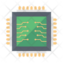 Processor Chip Ai Chip Cpu Icon
