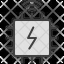 Chip Wi Fi Cpu Icon