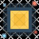 Processor Chip Microchip Cpu Icon