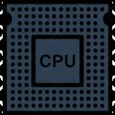 Processor Chip Processor Chip Icon