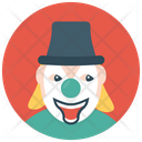 Producing Clown Gordoon Clown Clown Character Icon