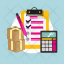 Product List Calculator Icon