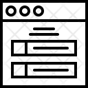 Product Options Shop Icon