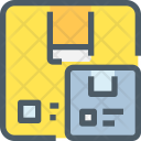 Product Parcel Package Icon