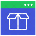 Product Product Shopping Package Icon
