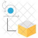 Shippable Product Product Parcel Icon