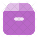 Product Food Box Icon