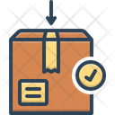 Product Merchandise Shipping Icon