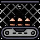 Box Conveyor Eggs Icon
