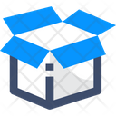 Product Package Box Icon