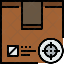 Product Target Shop Icon