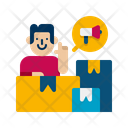 Product Announcement Icon