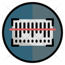 Product Code Check Barcode Icon