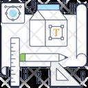 Graphic Designing Graphic Tools Art Tools Icon