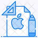 Product Design Sketching Drawing Icon