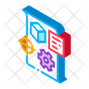 Technical Dispatch Product Icon