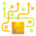 Product Distributed Product Delivery Product Icon