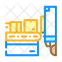 Product Distribution Icon