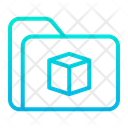 Folder Data Product Data Icon