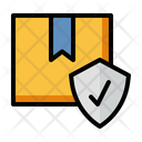 Product Guarantee Product Insurance Shield Icon